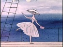 Ballerina on the Boat-a Russian animation film 1/2