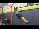 Biceps Front Lever CURL. (aka Half Front Lever Hefesto)
