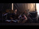 Studio session for Russian psychedelic rock no wave band Poginamp
