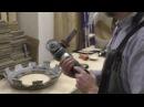 Как порезать стекло зеркало болгаркой