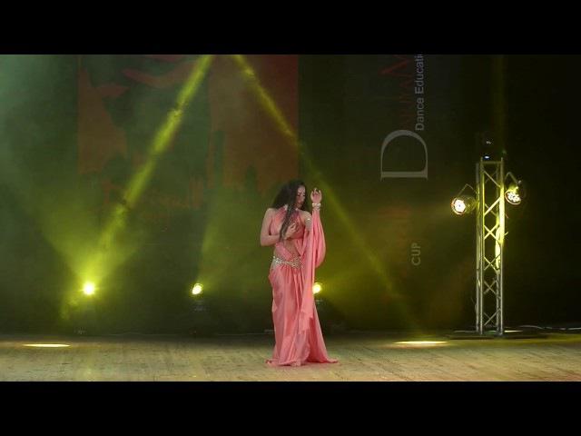 Gala show DariyaM Cup 2017 - Kadia Hamit