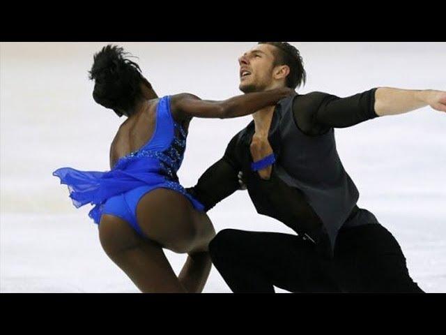 Vanessa James Morgan Cipres - 2018 Winter Olympics Pairs Figure Skating (Preview)