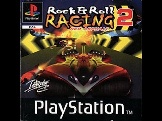 Либо ты их, либо они тебя! (Rock'n Roll Racing 2 - Red Asphalt) Серия 1