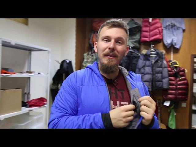 Куртка с капюшоном Splav (Polartec Alpha)