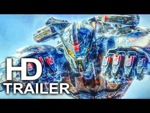 PACIFIC RIM 2 Trailer 4 Kaiju Vs Jaeger Fight NEW (2018) John Boyega Movie HD