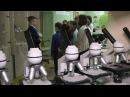 Выставка про кремний в детском научно-исследовательском клубе «Кулибин»