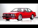BMW M6 E24 '11 198609 1988