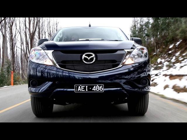 Mazda BT 50 XT Dual Cab AU spec '2015–