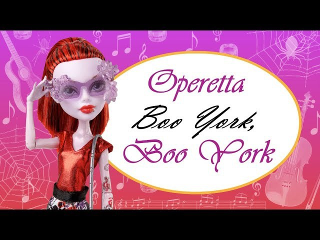 Обзор на Оперетту Бу-Йорк, Бу-Йорк | Boo York, Boo York Operetta Review