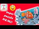 Super puzzle Nemo. Dory. Opening, unboxing.Распаковка, складываем пазл. В поисках Немо.