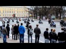 Открытие мотосезона 2012 СПб. Вся колона.