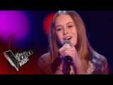 Erin L performs All About You Blinds 2  The Voice Kids UK 2017