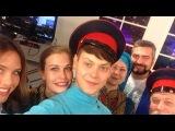 Казачий Круг на передаче Большой город телеканала ВазТВ