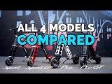 All 4 URB-E Models Compared