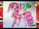 ⭐MLP SpeedPaint: Pinkie Pie⭐