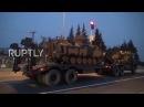 Turkey: Turkey beefs up military presence along Syrian border