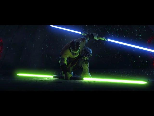 Star Wars Clone Wars General Krell VS The 501st and 212th HD