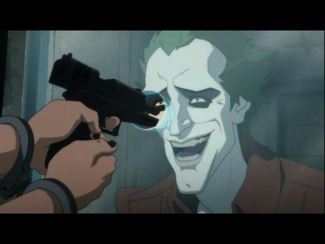 Песня twenty one pilots Heathens (на русском), из мультика Бэтмен нападение на аркхэм.