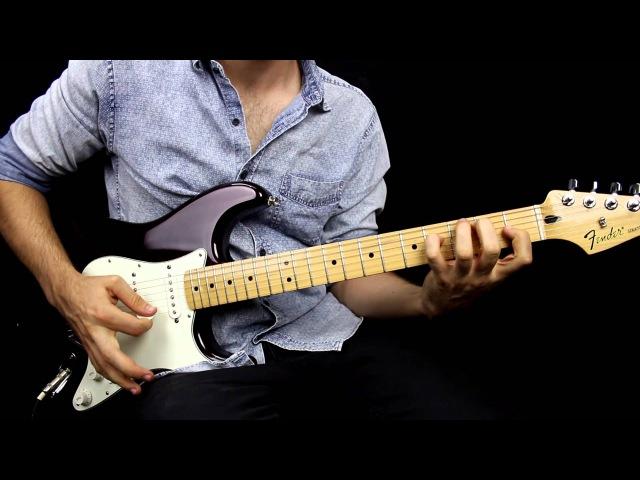 Fender Standard Stratocaster MIM Demo by Jesse Fildes