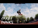ДАНК СЕССИЯ СМУВ И МИЛЛЕР CRAZY DUNKS BY SMOOVE MILLER