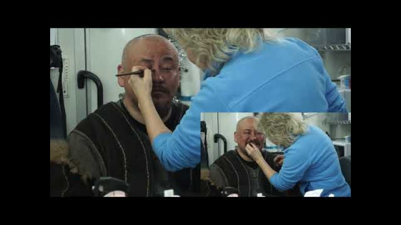 Томирис, реж. А. Сатаев - бекстейдж