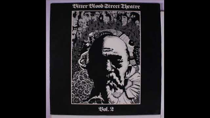 Bitter Blood Street Theatre – The Whales are Riding in the Sea ( 1978, Psych Rock, USA )
