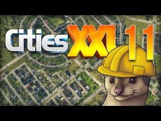 Let's Play Cities XXL - Part 11 - PUBLIC TRANSPORTATION ★ Cities XXL Gameplay