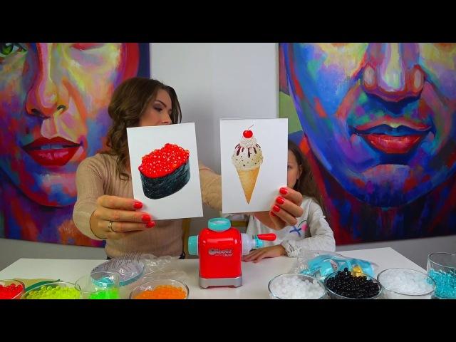 Приколы с Едой Продукты Против ОРБИЗОВ Челлендж Вика против Мамы Challenge Вики Шоу