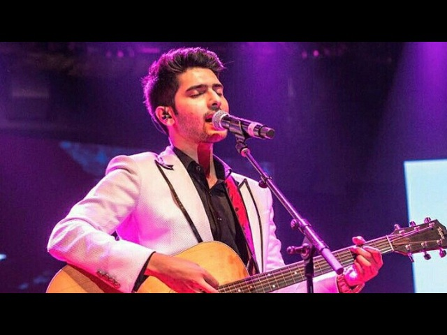 Channa mereya- Armaan Malik live in concert. Spring fest IIT KGP 20012017