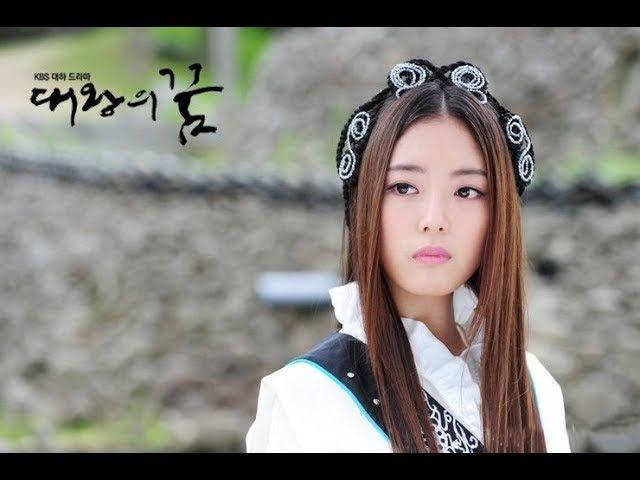 Клип на дораму Мечта великого короля Жрица Нё и Ким Юсин Lee Se Young и No Young Hak