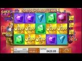 Free Spin Bonus casino Mega big win Max bet Gold Lab