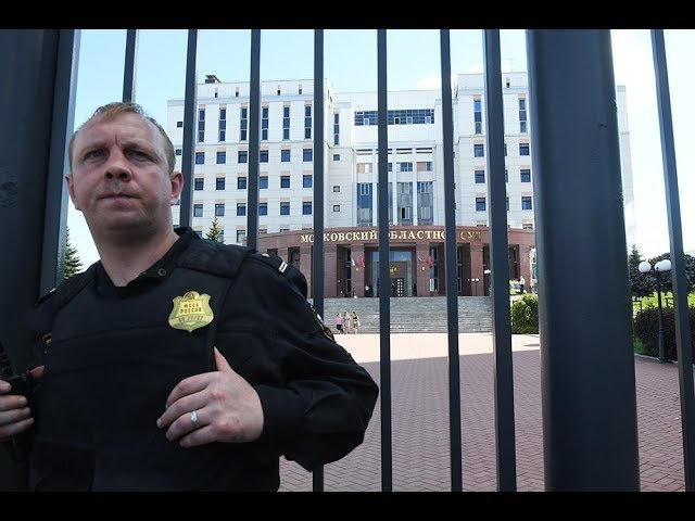 Стрельба в здании суда 01.08.17: Безалаберность конвоиров или спланированная акция?