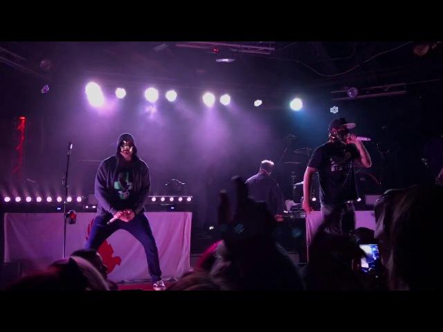Hollywood Undead Live Tucson AZ 12/7/17 [Part 1]