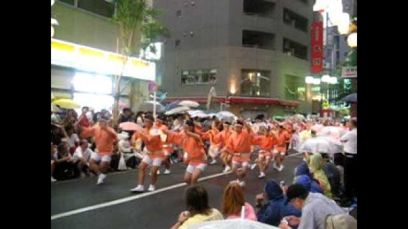 高円寺阿波踊り【しのぶ連】2009.8.30