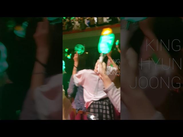 2018.03.04. 김현중 KIM HYUN JOONG 'HAZE' in Tokyo - Encore including HJ's selfie vid