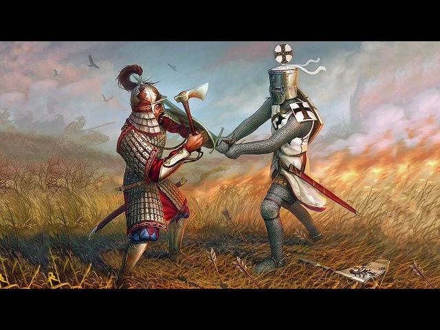 MB Warband Мод Русь XIII век.Сердитая Литва.Пропала добыча или ненужное логово 14