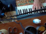 Bela Bartok Ten easy pieces 2. Painful struggle