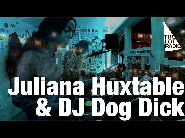 Juliana Huxtable DJ Dog Dick @ The Lot Radio (Dec 19, 2017)