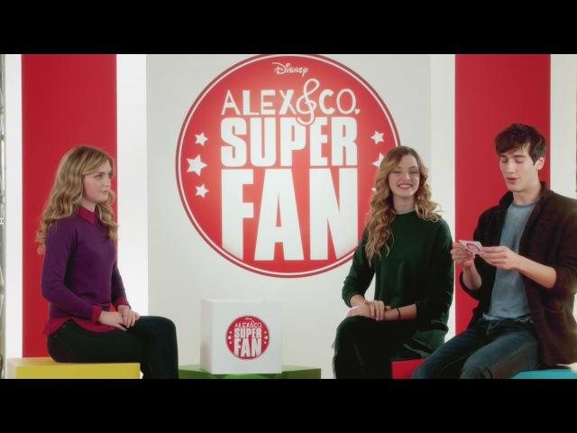 Alex Co. - Alex Co. Superfan - Le domande nella scatola di Giulia, Arianna e Paolo