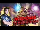 Secret Midone - top 1 Invoker in the world