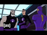 S.P.A.W.M.  The Venture Bros.  Adult Swim