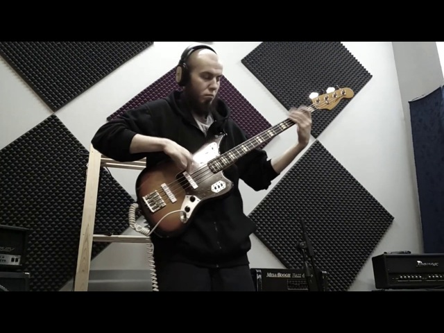 7 H.TARGET - SWITCH-GENDERISM (official bass playthrough)