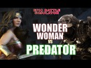 UEBS : Wonder Woman vs the Predator Ultimate Epic Battle Simulator