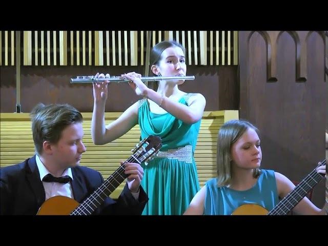 Антонио Вивальди Осень из цикла Времена Года. Элегия. Кубинский танец. Милонга.