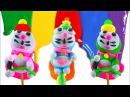 DIY Doraemon - Modelling Clay for Kids How To Make TooHee Molds