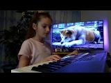 Jan A.P. Kaczmarek - Goodbye(Hachiko).piano