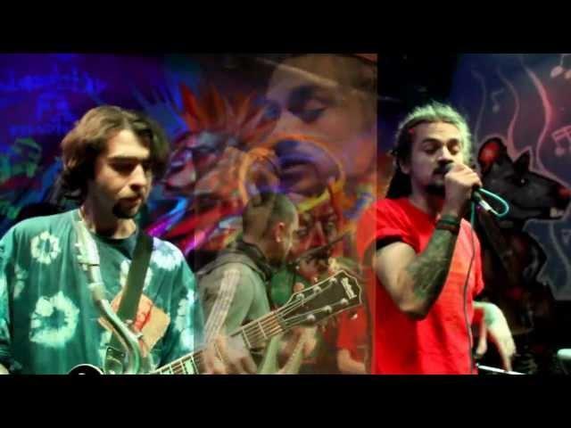 Аддис Абеба - Абиссиния (концерт в Граффити 17.12.12)