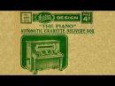 The Piano . Automatic cigarette delivery box. Автоматическая коробка для доставки сигарет ч 1.