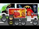 Disney pixar cars 3 lightning mcqueen cars and trucks Children's tv funny