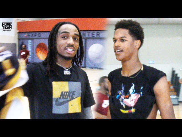 Quavo Vs. Shareef ONeal! PART 3 ft. Ron Artest III
